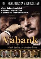 Vabank - Polish Movie Cover (xs thumbnail)