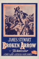 Broken Arrow - Movie Poster (xs thumbnail)