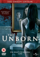 The Unborn - British DVD movie cover (xs thumbnail)