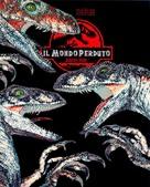 The Lost World: Jurassic Park - Italian Blu-Ray cover (xs thumbnail)