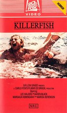Killer Fish - Australian Movie Cover (xs thumbnail)
