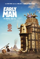 Early Man - British Teaser movie poster (xs thumbnail)