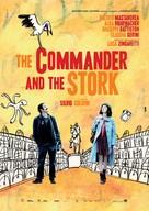 Il comandante e la cicogna - British Movie Poster (xs thumbnail)