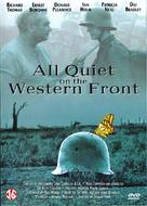 All Quiet on the Western Front - British Movie Cover (xs thumbnail)