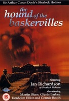 The Hound of the Baskervilles - British DVD cover (xs thumbnail)