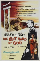 The Left Hand of God - British Movie Poster (xs thumbnail)