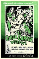 Chick Carter, Detective - Mexican poster (xs thumbnail)