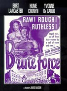 Brute Force - DVD cover (xs thumbnail)