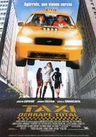 Taxi - Spanish Movie Poster (xs thumbnail)