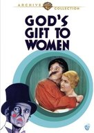 God's Gift to Women - DVD cover (xs thumbnail)