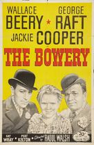 The Bowery - Re-release poster (xs thumbnail)