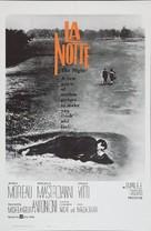 La notte - Movie Poster (xs thumbnail)