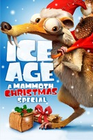 Ice Age: A Mammoth Christmas - DVD movie cover (xs thumbnail)
