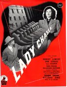 Lady Chaser - British Movie Poster (xs thumbnail)