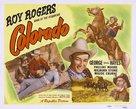 Colorado - Movie Poster (xs thumbnail)