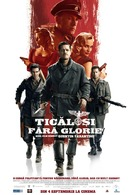 Inglourious Basterds - Romanian Movie Poster (xs thumbnail)