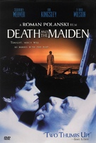 Death and the Maiden - DVD cover (xs thumbnail)