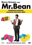 """Mr. Bean"" - Czech DVD movie cover (xs thumbnail)"