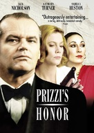 Prizzi's Honor - British DVD cover (xs thumbnail)