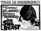 La sorella di Satana - Movie Poster (xs thumbnail)