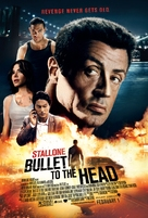 Bullet to the Head - Theatrical movie poster (xs thumbnail)