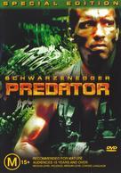 Predator - Australian Movie Cover (xs thumbnail)
