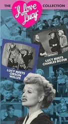 """""""I Love Lucy"""" - VHS movie cover (xs thumbnail)"""