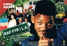 """The Fresh Prince of Bel-Air"" - Danish DVD cover (xs thumbnail)"