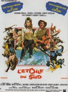 The Southern Star - French Movie Poster (xs thumbnail)