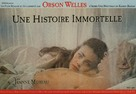 The Immortal Story - French Movie Poster (xs thumbnail)