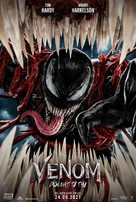 Venom: Let There Be Carnage - Vietnamese Movie Poster (xs thumbnail)