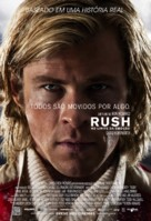Rush - Brazilian Movie Poster (xs thumbnail)