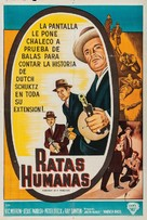 Portrait of a Mobster - Argentinian Movie Poster (xs thumbnail)