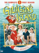 """Gilligan's Island"" - DVD cover (xs thumbnail)"