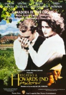 Howards End - Spanish Movie Poster (xs thumbnail)
