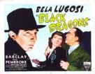 Black Dragons - Movie Poster (xs thumbnail)