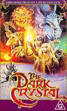 The Dark Crystal - Australian VHS movie cover (xs thumbnail)