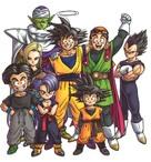 """""""Dragon Ball Z"""" - Japanese Key art (xs thumbnail)"""