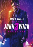 John Wick: Chapter 3 - Parabellum - Movie Cover (xs thumbnail)