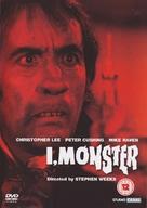 I, Monster - British DVD cover (xs thumbnail)