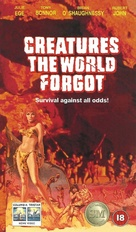 Creatures the World Forgot - British VHS movie cover (xs thumbnail)
