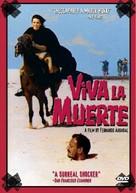 Viva la muerte - DVD cover (xs thumbnail)