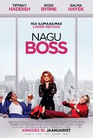 Like a Boss - Estonian Movie Poster (xs thumbnail)