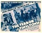 The Terror of Tiny Town - Movie Poster (xs thumbnail)
