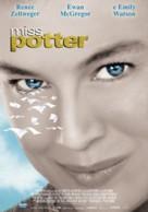 Miss Potter - Italian Movie Poster (xs thumbnail)
