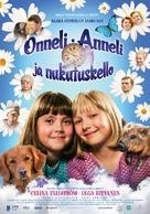 Onneli, Anneli ja nukutuskello - Finnish Movie Poster (xs thumbnail)