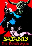 Satanis: The Devil's Mass - Movie Poster (xs thumbnail)