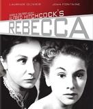 Rebecca - Blu-Ray cover (xs thumbnail)