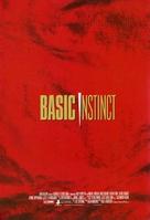 Basic Instinct - New Zealand Movie Poster (xs thumbnail)