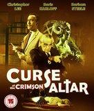 Curse of the Crimson Altar - British Blu-Ray cover (xs thumbnail)